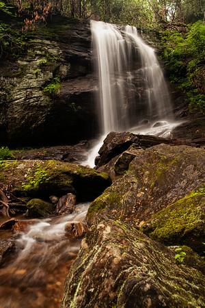 Denton Branch Falls