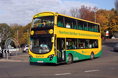 Bus Operators in Stoke on Trent & Crewe