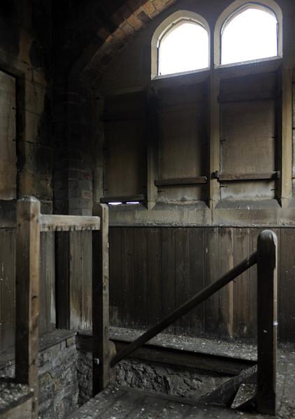 Furness Rly signal box, Carnforth, Thurs 16 February 2012 7