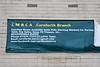 Carnforth LMRCA Railway Club building, Warton road, Carnforth, 14 March 2020 3.