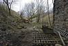 Lines west of Kirkby Stephen, Wed 5 March 2014 7.  Another view of the Tebay trackbed looking towards Smardale, from below the road bridge seen in the previous view.