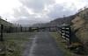 Smardalegill Viaduct, Sat 3 March 2012 1.  Looking south towards Newbiggin-on-Lune and Tebay.