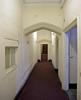 First floor corridor, Lancaster station, Sat 2 November 2013
