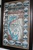 Maryport & Carlisle Railway poster, Maryport maritime museum, 5 April 2016