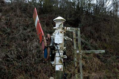 Wennington signal box, 2006