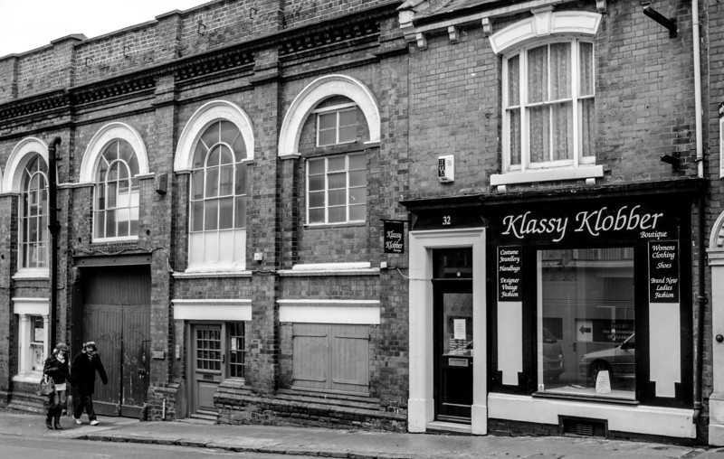 Klassy Klobber, Guidhall Road (near Angel Street),  Northampton