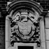 Coat of Arms, Police Station,  Angel Street,  Northampton