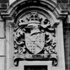 Coat of Arms II, Police Station,  Angel Street,  Northampton