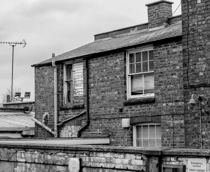 Decay, Angel Street,  Northampton
