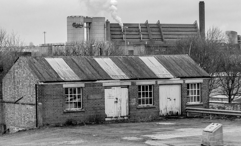 Sheds, Angel Street,  Northampton
