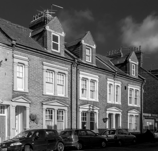 Grandstand Houses, Colwyn Road, Northampton
