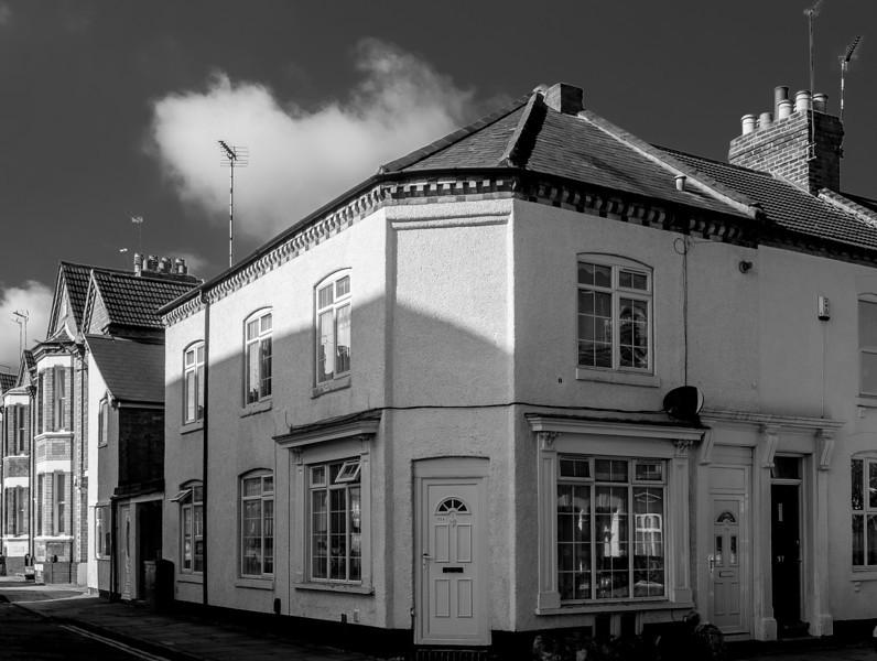 Former Shop, Burns Street, Northampton