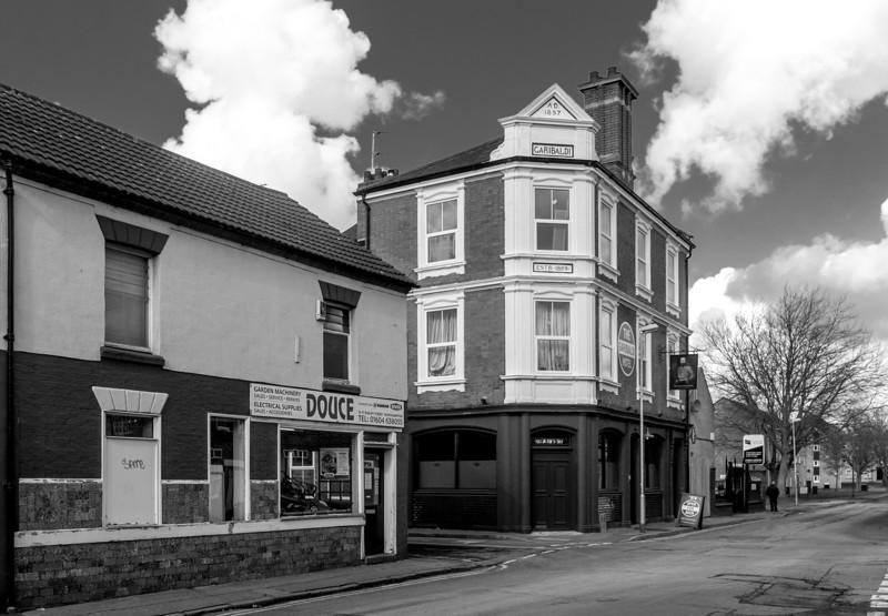 Douce, Bailiff Street Northampton