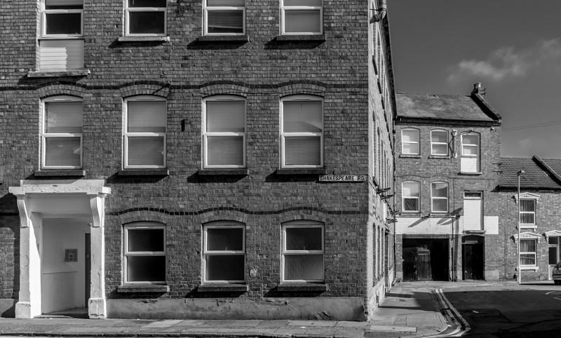 Factory, Shakespear Street, Northampton
