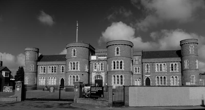 Territorial Army, Clare Street, Northampton