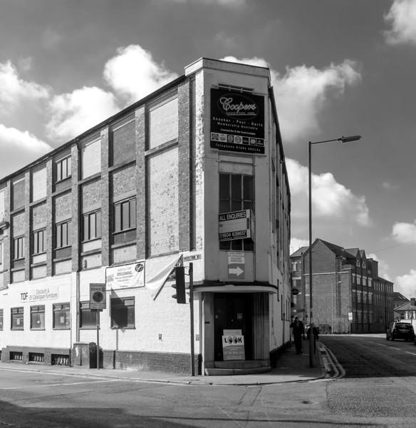 Wedge Factory, Northampton