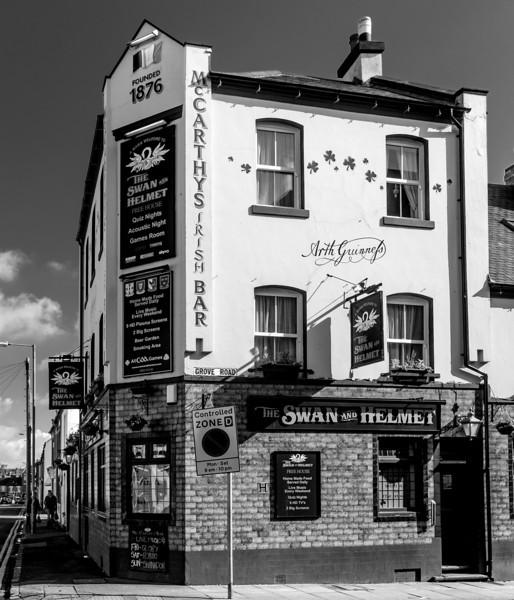 Swan and Helmet, Grove Road, Northampton 2