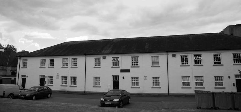 Barracks, Barrack Road