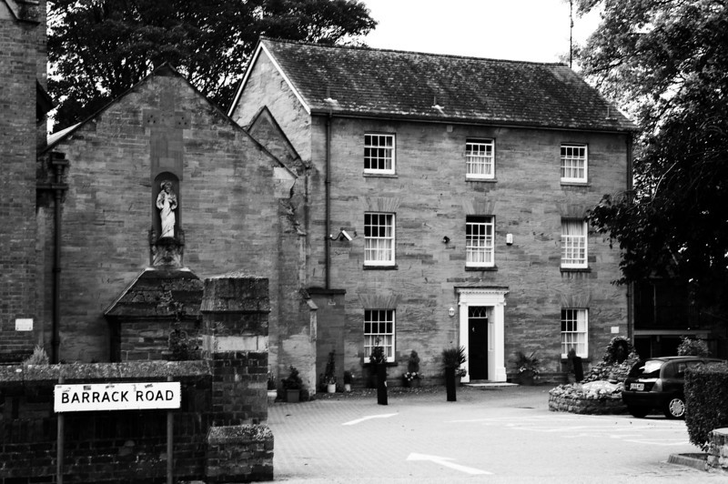 Catherderal House, Northampton
