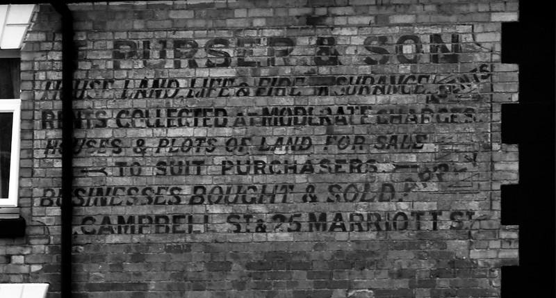 Purser and Son, Marriott Street, Northampton