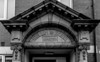 Doorcase pediment, Green and Sons Limited, Stimson Avenue, Northampton