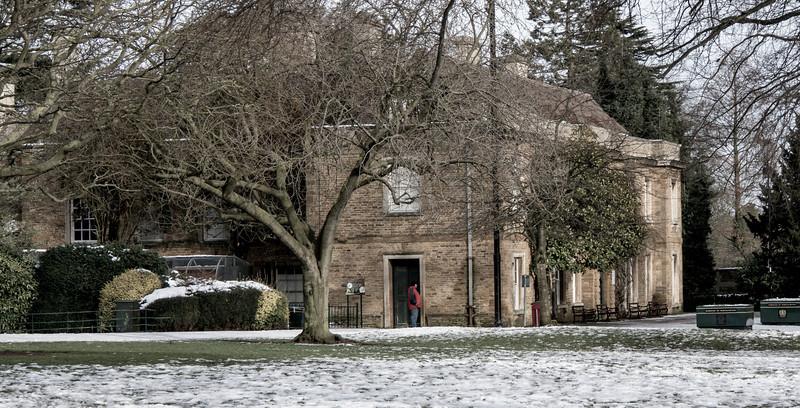 Abington Abbey, off Wellingborough Road, Northampton