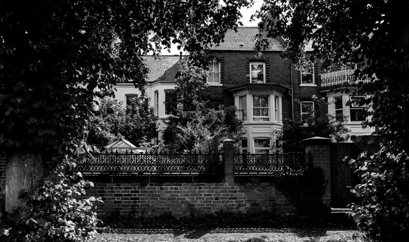 Grandstand Houses, Racecourse, Northampton