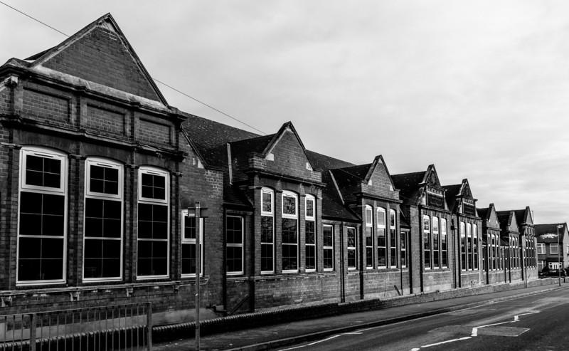 Barry Road Primary School, off Wellingborough Road, Northampton