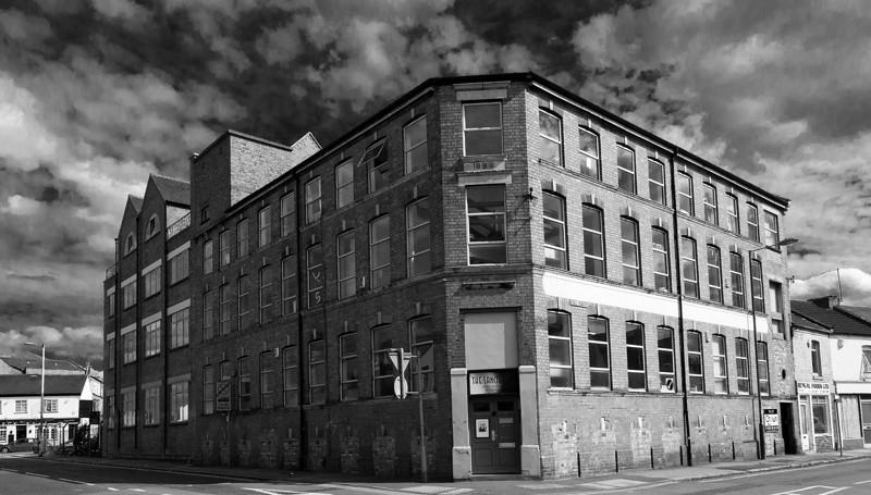 Shoe Factory, Earl Street, Northampton