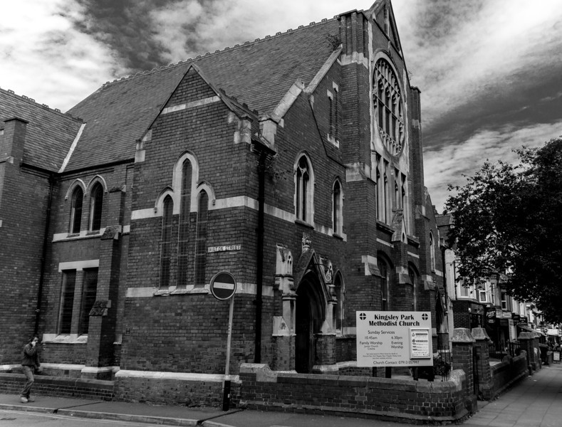Kingsley Park Methodist Church, Northampton