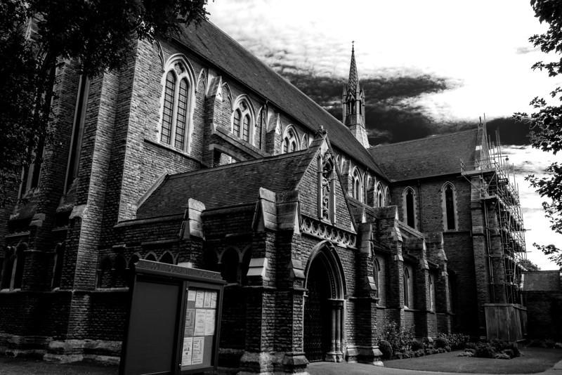 Saint Mathew's Church, Northampton