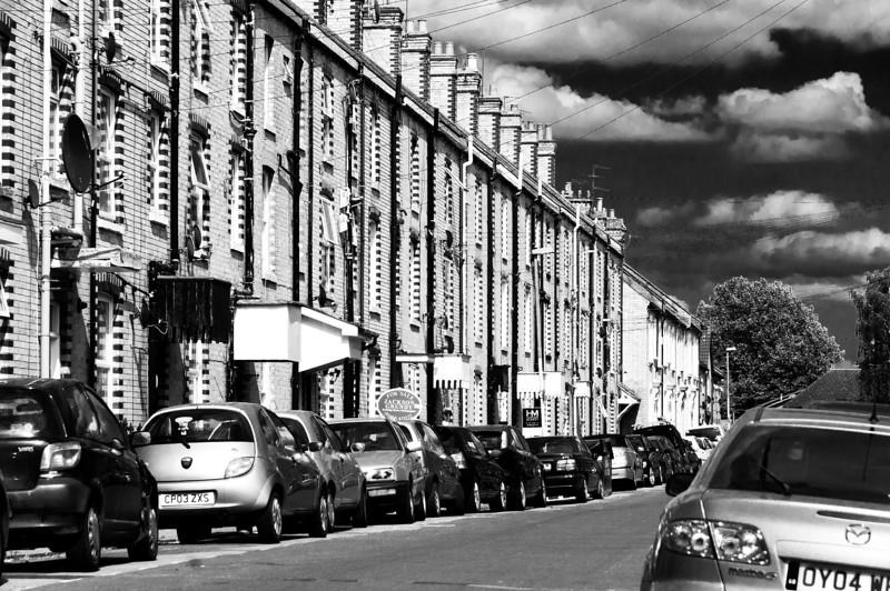 Watkin Terrace,back  Northampton