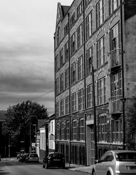 Former Church's Shoe Factory, Duke Street,  Northampton