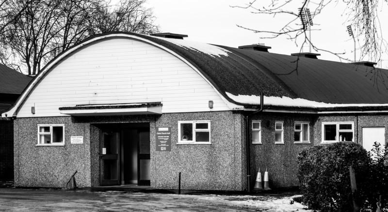 Christ Church Hall, Wellinborough Road, Northampton