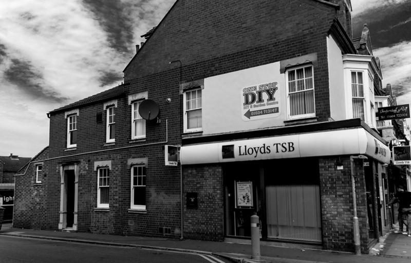 Lloyds Bank, Kingsley Park Terrace, Northampton