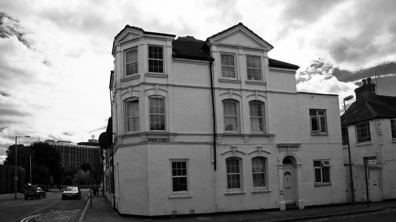 Former pub/shop, The Mounts, Northampton
