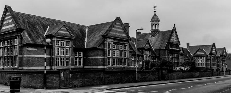 Stimson Avenue Schools 1984, Northampton