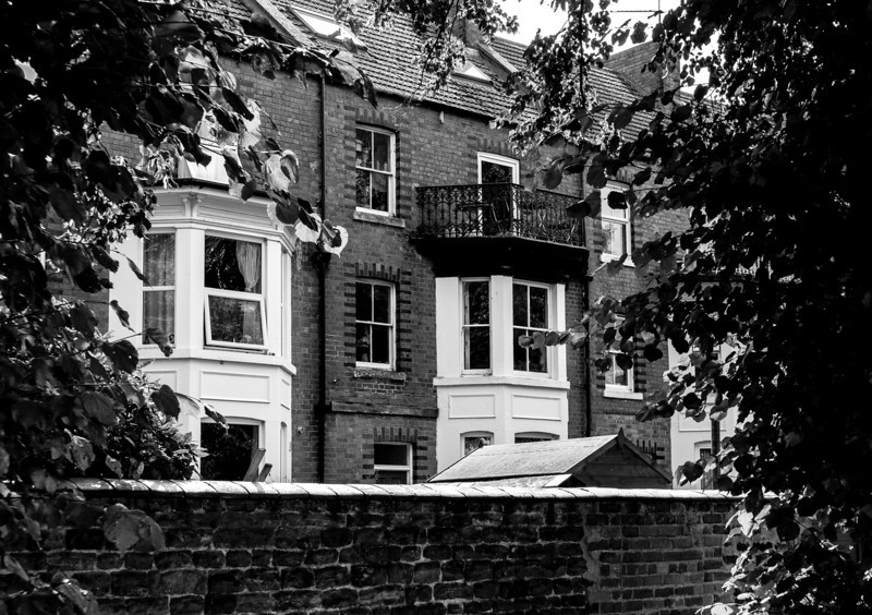 Grandstand Houses, Racecourse, Northampton 2