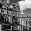 Saint Paul's Terrace and Congregational Church, Kingsthorpe Road, Northampton