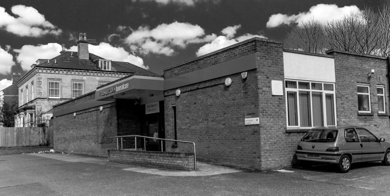 Co-op Funeral Parlour, Barrack Road, Northampton