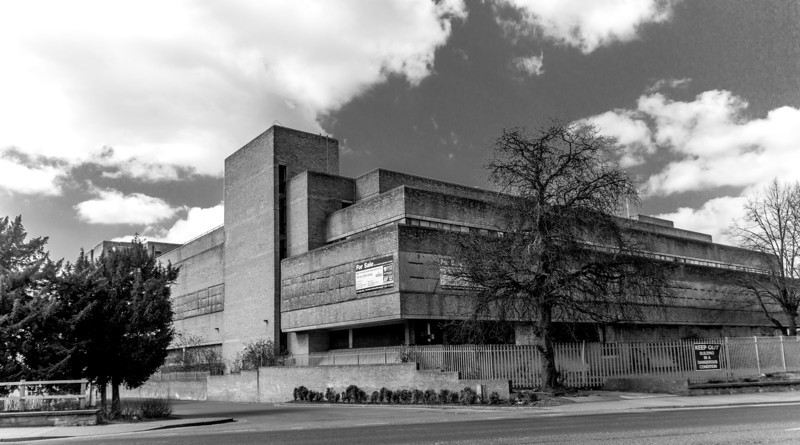 Former Royal Mail Sorting Office, Northampton