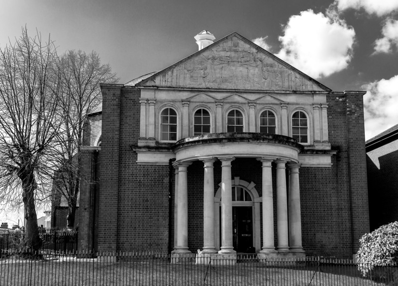 Congregational Church, Kingsthorpe Road, Northampton_