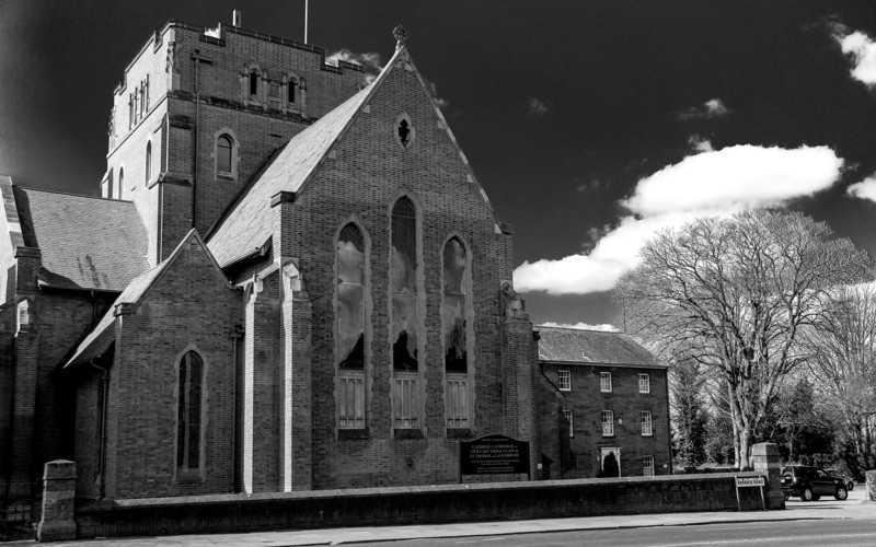 Catholic Cathederal of Our Lady Immaculate and Saint Thomas of Canterbury,  Barrack Road, Northampton