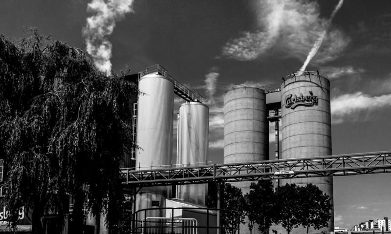 Fermenting Towers, Carlesburg Wharf, Northampton