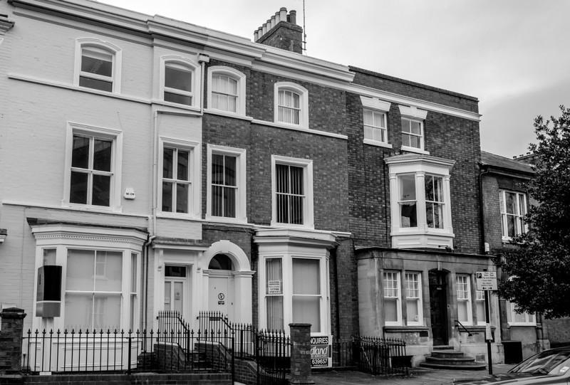 Townhouses, Castilian Street, Northampton