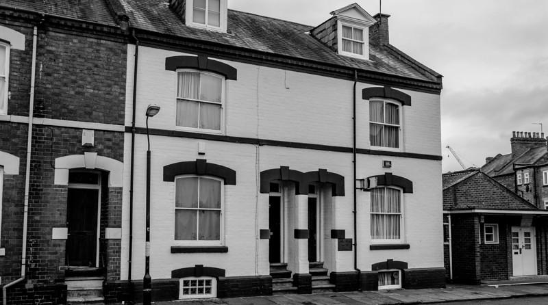Houses, Castilian Terrace, Northampton
