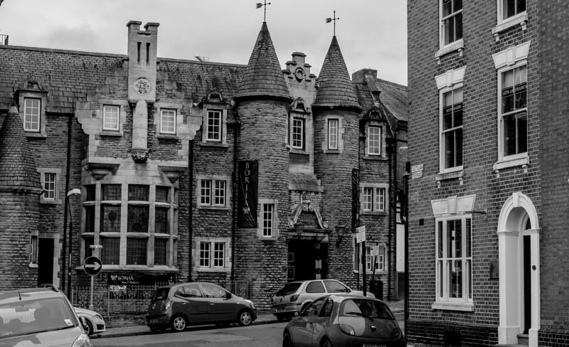 Castilion House, Castilian Street, Northampton