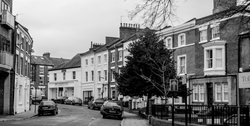 General view, Castilian Street, Northampton