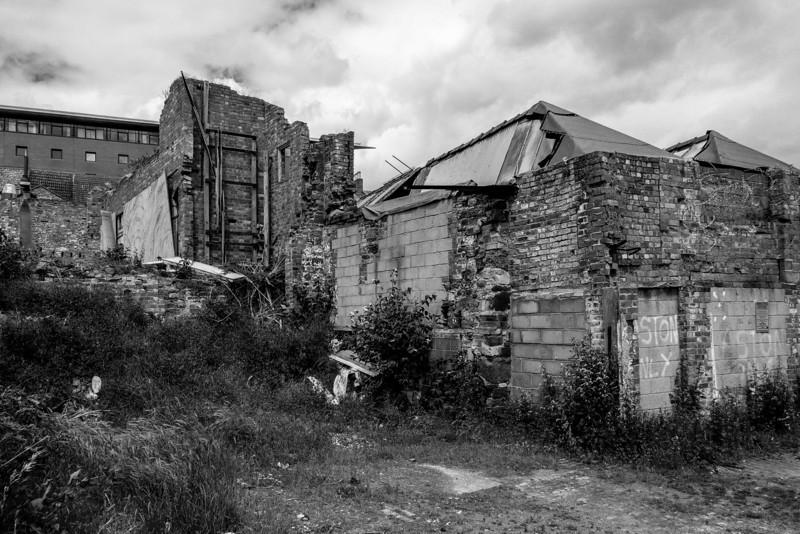 Dereliction, Gregory Street, Northampton