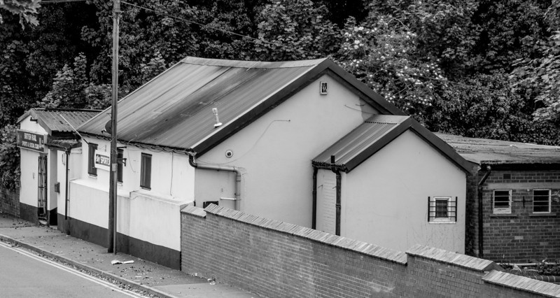 British Rail Social Club, Castle Hill, Northampton
